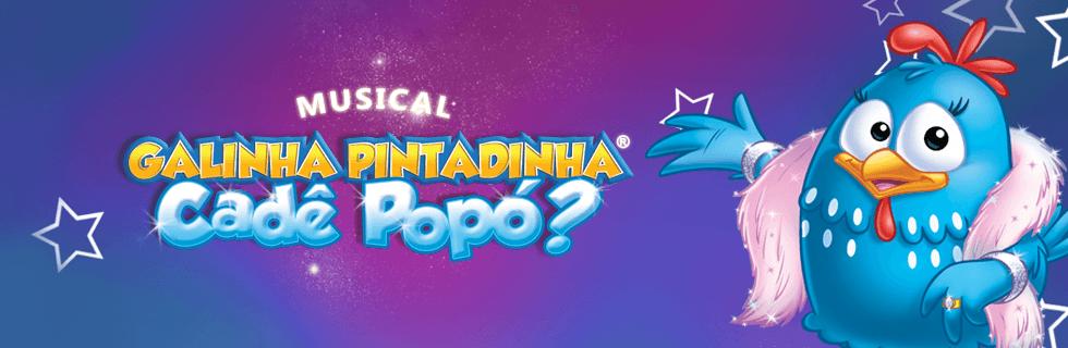 """Musical """"Cadê Popó"""""""