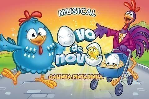 Musical Ovo de Novo